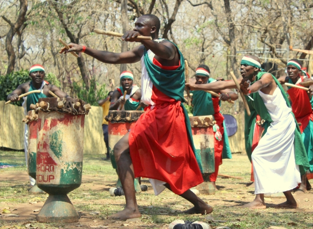 City of Stars drummers from Burundi_By Magdalena Krohn